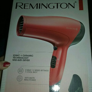Photo of Remington Ionic Ceramic Dryer uploaded by Christian W.