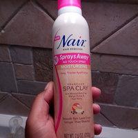 Nair Brazilian Spa Clay SprayAway No Touch Spray, 7.5 oz uploaded by nellys c.