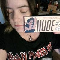 theBalm NUDE 'dude Eyeshadow Palette w/Twinbeauty Brush uploaded by Marie O.