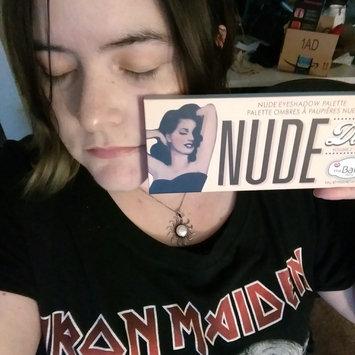Photo of theBalm NUDE 'dude Eyeshadow Palette w/Twinbeauty Brush uploaded by Marie O.