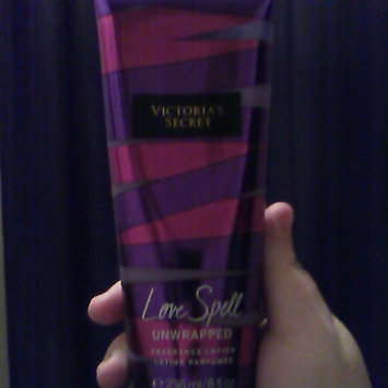Photo of Victoria's Secret Love Spell Hydrating Body Lotion uploaded by Crystal F.