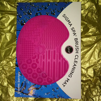 Photo of Sigma Spa Express Brush Cleaning Mat uploaded by Sheila M.