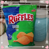 Ruffles® Queso Potato Chips uploaded by Denice S.