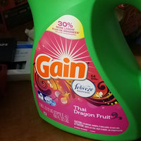 Gain Detergent Febreze Freshness Thai Dragon Fruit HE uploaded by Lesley s.