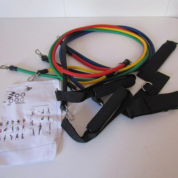 Photo of Black Mountain Products Resistance Bands Complete Set and Carrying Case uploaded by Encarni V.