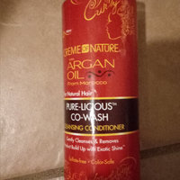 Creme of Nature Pure-Licious Co-Wash Cleansing Conditioner uploaded by Dione P.