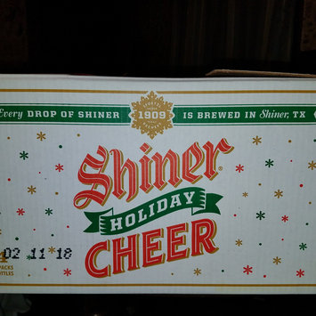Photo of Shiner Holiday Cheer - 12 PK uploaded by Caitlin D.