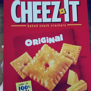 Photo of Cheez-It® Original Crackers uploaded by Alyssa K.
