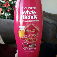 Garnier Whole Blends Argan Oil & Cranberry Extracts Color Care Conditioner uploaded by Claudia L.