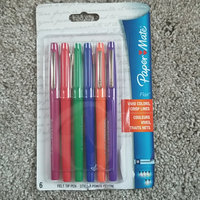 Paper Mate Point Guard Flair Porous Point Stick Pen, Medium- Assorted uploaded by Dana F.