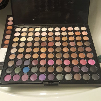 Photo of BH Cosmetics Urban Luxe - 99 Color Eyeshadow Palette uploaded by Tammy W.