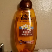 Garnier Whole Blends Monoi Oil & Orange Blossom Extracts Revitalizing Shampoo uploaded by Amanda J.