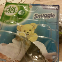 Air Wick® Snuggle® Fresh Linen Scented Oil Air Freshener Refills 3-0.67 fl. oz. Bottles uploaded by Ramonita R.