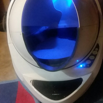 Photo of Litter Robot LRII Automatic Self-Cleaning Litter Box [Gray] uploaded by Jessica H.