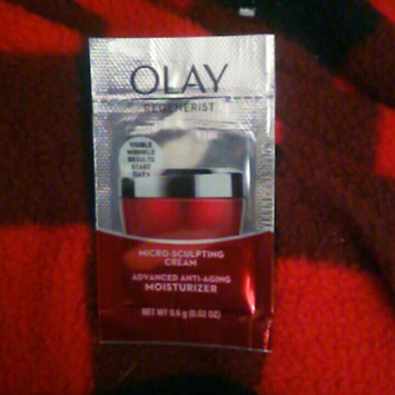 Photo of Olay Regenerist Micro-Sculpting Cream uploaded by Stephanie L.