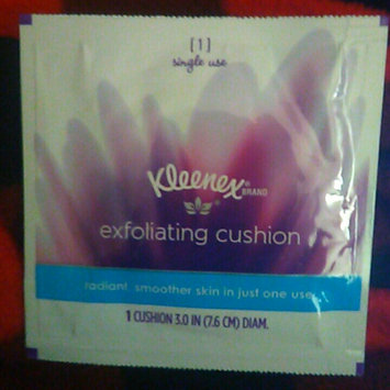 Photo of Kleenex Exfoliating Cushions, Refillable Dispenser & Pads uploaded by Stephanie L.