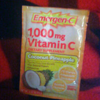 Emergen-C 1,000 mg Vitamin C Coconut Pineapple uploaded by Stephanie L.