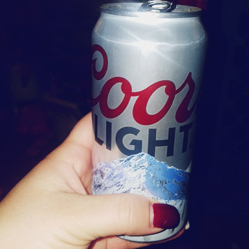 Photo of Coors Light uploaded by Ashley C.