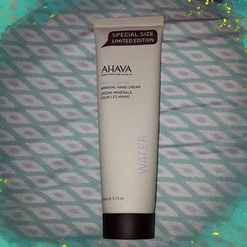 Photo of AHAVA Mineral Hand Cream uploaded by Destiny F.