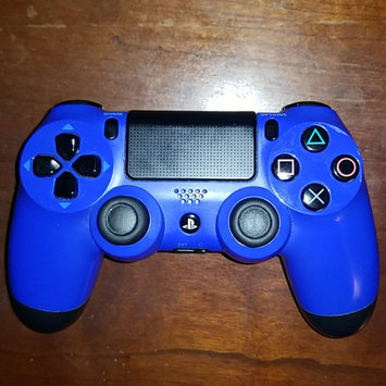 Photo of PS4 Wave Blue Dualshock 4 Wireless Controller [Sony] uploaded by GeMarques T.