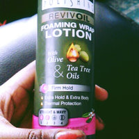 Smooth 'n Shine Therapy Olive & Tea Tree RevivOil Moisturizing Set Mousse uploaded by kyralyn B.