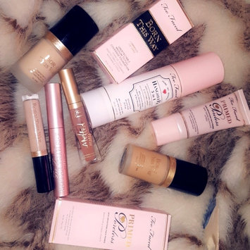 Photo of Too Faced  Primed & Poreless Skin Smoothing Face Primer uploaded by Krista P.