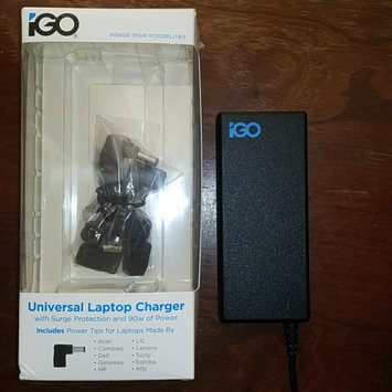 Photo of iGo 90W Universal Laptop Charger uploaded by GeMarques T.