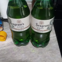 Seagram's Ginger Ale Caffeine Free uploaded by Tysheema M.