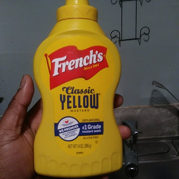 Photo of French's Classic Yellow Mustard uploaded by Tysheema M.