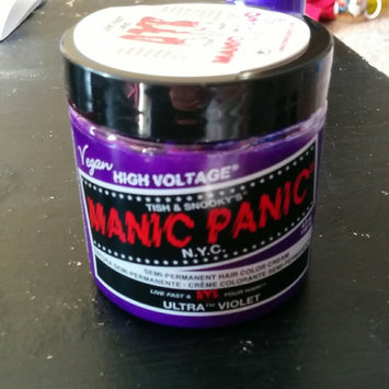 Photo of Manic Panic Semi-Permanent Hair Color Cream uploaded by Becca L.