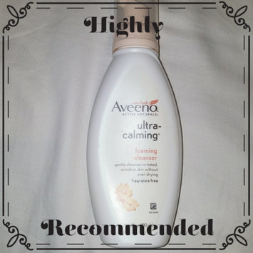 Photo of Aveeno Ultra-Calming Foaming Cleanser uploaded by Gisela Q.
