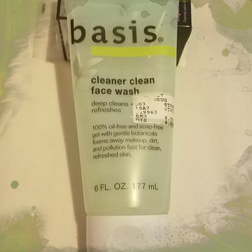 Photo of Basis® Cleaner Clean Face Wash 6 fl. oz. Tube uploaded by Gisela Q.