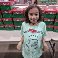 Operation Christmas Child  uploaded by Elizabeth D.