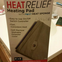Mabis 619-5134-1900 Deluxe Standard Electric Heating Pad - Non-Moist Heat uploaded by Ramonita R.