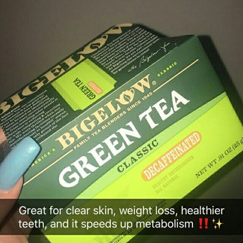 Photo of Bigelow Green Tea with Lemon uploaded by Whitney P.
