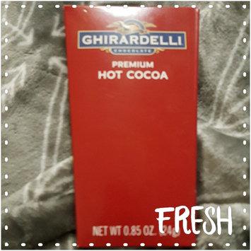 Photo of Ghirardelli Chocolate Premium Hot Cocoa, Double Chocolate uploaded by Katrina S.