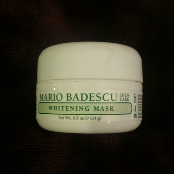 Photo of Mario Badescu Whitening Mask - 2 oz uploaded by Wajiha I.