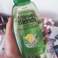 Garnier Whole Blends Monoi Oil & Orange Blossom Extracts Revitalizing Shampoo uploaded by Salma E.