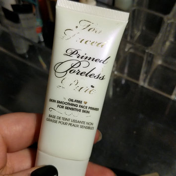 Photo of Too Faced  Primed & Poreless Skin Smoothing Face Primer uploaded by Jessica W.