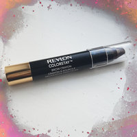 Revlon ColorStay™ Brow Crayon 315 Dark Brown .09 oz. Carded Pack uploaded by Amyn S.
