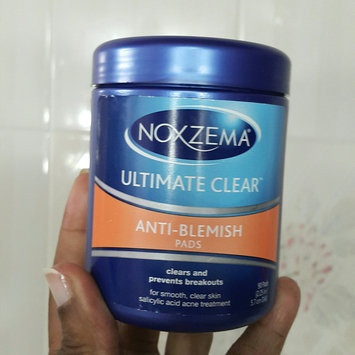 Photo of Noxzema Ultimate Clear Anti-Blemish Pads uploaded by Joseth C.
