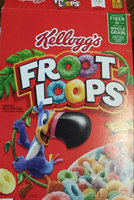 Kellogg's Froot Loops Cereal uploaded by naf C.