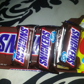 Photo of Snickers Minis uploaded by Molnitia O.
