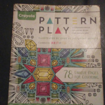 Photo of Crayola Adult Coloring Book - Folk Art Escapes uploaded by Veronica B.