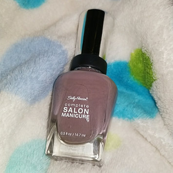 Photo of Sally Hansen® Complete Salon Manicure™ Nail Polish uploaded by Melissa T.