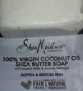 Photo of SheaMoisture 100% Virgin Coconut  Oil Shea Butter Soap uploaded by Victoria W.
