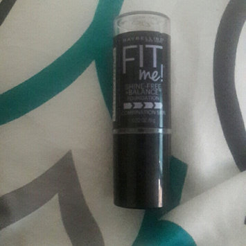Photo of Maybelline Fit Me® Shine-Free + Balance® Stick Foundation uploaded by Hawraa A.