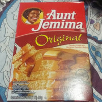 Aunt Jemima Original International Pancake & Waffle Mix 1 Lb Box uploaded by Donna J.