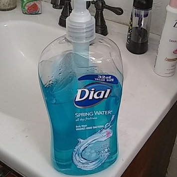 Photo of Dial Spring Water Antibacterial Body Wash uploaded by Mari M.