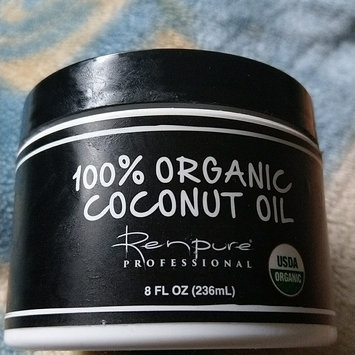 Photo of Renpure Professional 100% Organic Coconut Oil - 8 oz uploaded by Charee M.